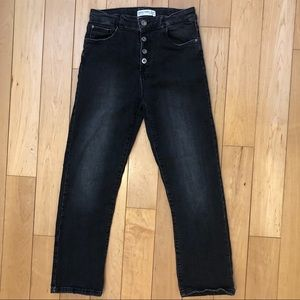 Zara girls Denim Jeans size 12